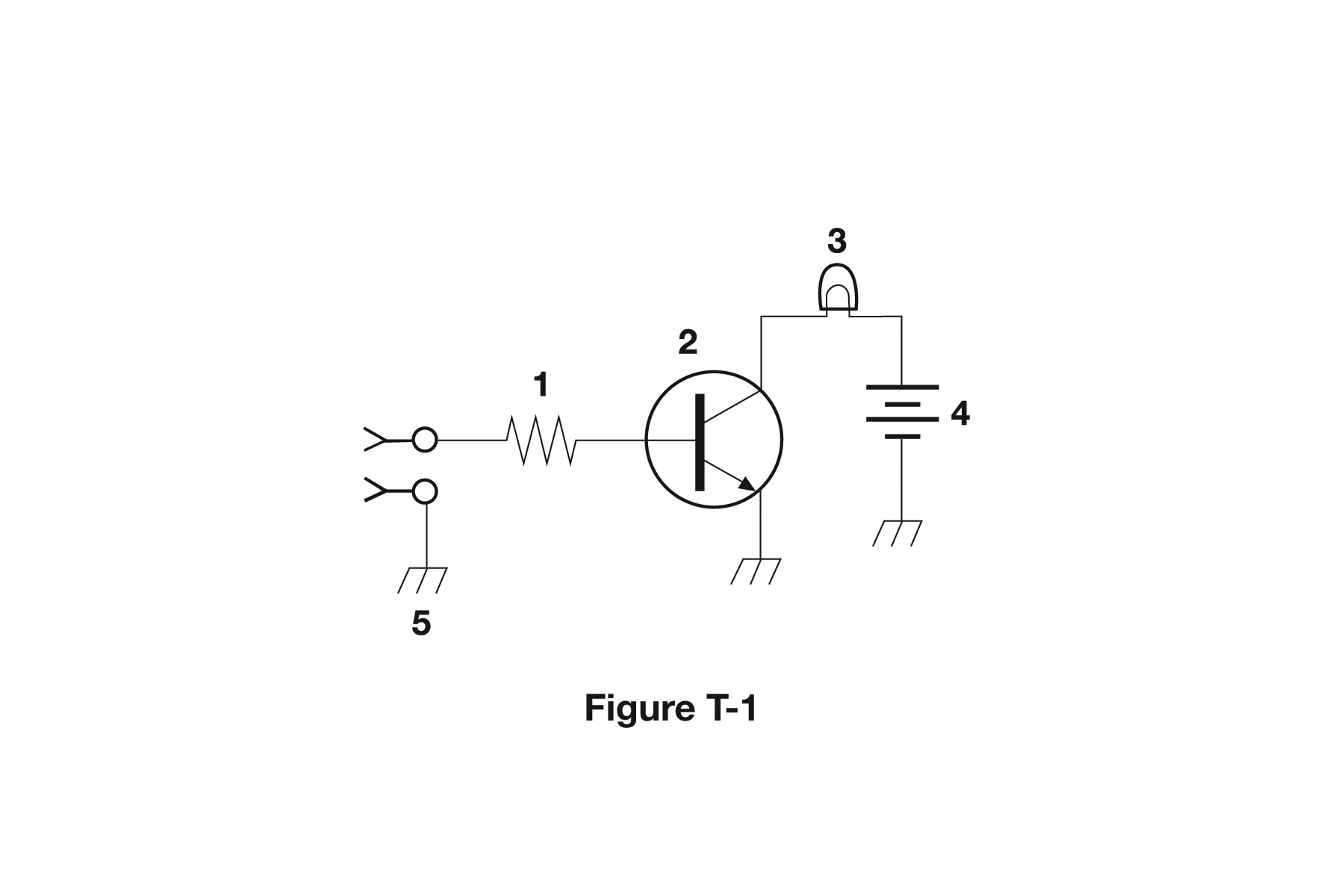 Technician Question Pool Integrated Circuits Circuit Schematic Symbols Figure